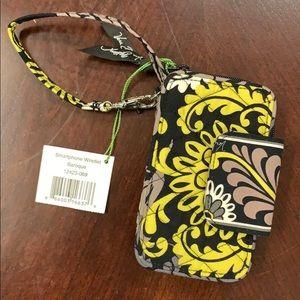 NWT Vera Bradley Baroque Wristlet Wallet